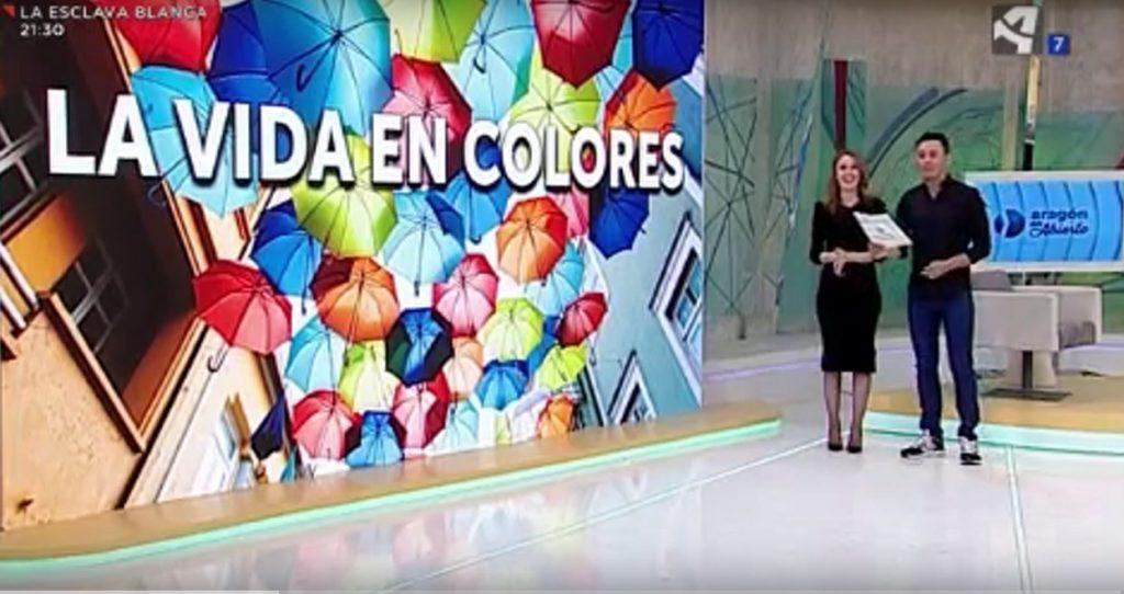 La vida en Colores Aragón TV.